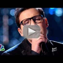 "James Wolpert: ""I Would Do Anything for Love (But I Won't Do That)"" - The Voice"