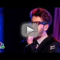 """Will Champlin: """"A Change Is Gonna Come"""" - The Voice"""