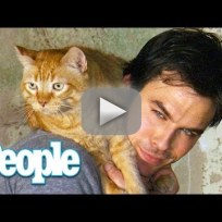 Ian-somerhalder-loves-his-cat