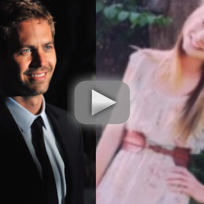 Paul Walker: Daughter Did Not Witness Crash