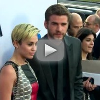 Miley cyrus and liam hemsworth the secret meeting