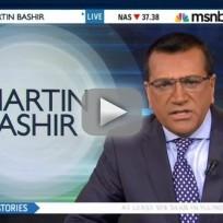 Martin Bashir Resigns From MSNBC