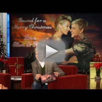 Ellen DeGeneres Christmas Card Reveal