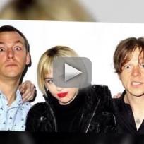 Miley Cyrus Debuts Bob