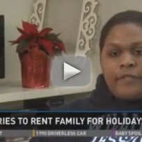 Woman Seeks to Rent Family on Craigslist