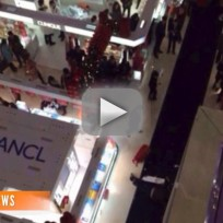 Man Jumps to Death During Girlfriend's Shopping Spree