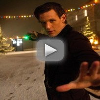 Doctor who christmas teaser