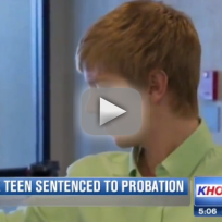 Ethan Couch Sentenced to Probation in DUI Case