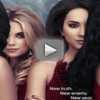 Ashley Benson Slams Pretty Little Liars Poster