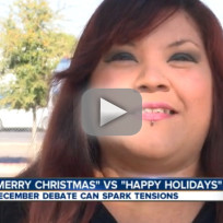 """Salvation Army Worker Assaulted for Saying """"Happy Holidays"""""""