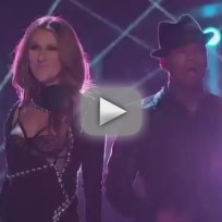 Celine dion incredible ft ne yo the voice