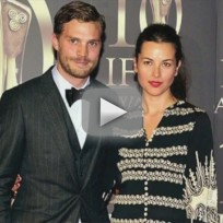 Jamie Dornan, Amelia Warner Welcome Child!