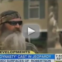 Duck Dynasty Cast Issues Statement, Stands By Phil Robertson