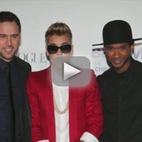 Usher Defends Justin Bieber