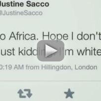 Justine sacco racist tweet