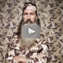 Phil Robertson Breaks Silence on Anti-Gay Controversy