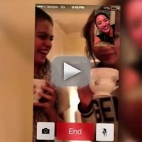 Selena Gomez, Taylor Swift, Demi Lovato FaceTime
