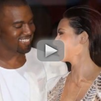 Kim Kardashian and Kanye West: Year in Review