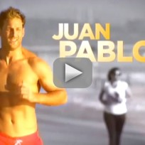 Juan Pablo on The Bachelor