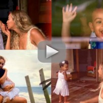 Beyonce blue music video