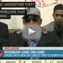 Dennis Rodman GOES OFF in Defense of North Korea Trip