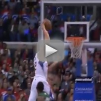 Blake griffn dunks on kris humphries
