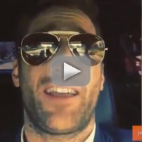 Juan Pablo Galavis Lip-Syncs to One Direction