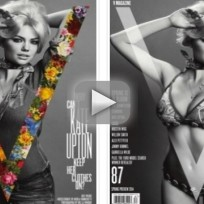 Kate Upton V Covers