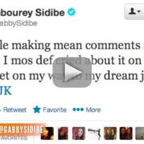Gabourey Sidibe Wins Twitter