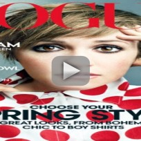 Lena Dunham Covers Vogue!