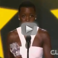 Lupita nyongo makes us cry