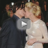 Johnny depp amber heard engaged