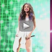 Selena Gomez, Mystery Man Sighting