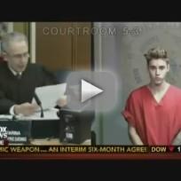 Justin Bieber Court Hearing