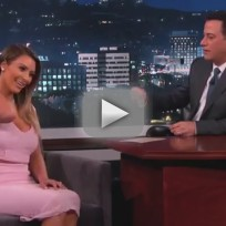 Kim Kardashian on Jimmy Kimmel Live (Part 2 of 3)