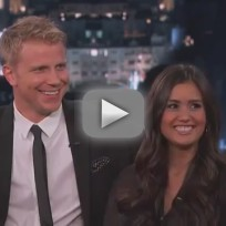 Sean-lowe-and-catherine-giudici-on-jimmy-kimmel-live-part-1-of-2