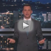 Jimmy kimmel mocks justin bieber arrest tweets