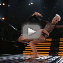 Pink try just give me a reason 2014 grammy awards