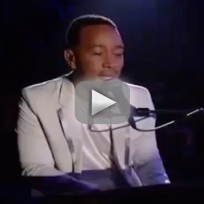 John Legend Grammy Awards Performance 2014