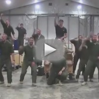 Marines Greased Lightning Video