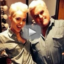 Miley Cyrus Advises Justin on The Tonight Show