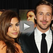 Ryan Gosling, Eva Mendes on the Rocks?