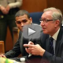Chris Brown Avoids Jail, Stays in Rehab