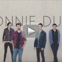 "Cory Monteith and Bonnie Dune - ""Maybe Tonight"""