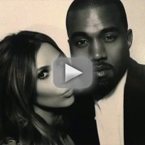Kimye Wedding in May?