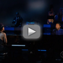 Alicia keys and john legend let it be