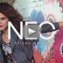 Selena Gomez Adidas NEO Spring Preview