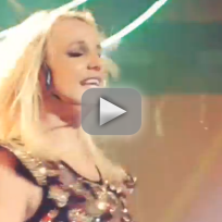 Britney Spears Lip-Sync Video