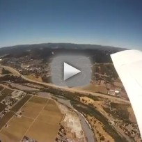 Camera Falls from Plane, Into Pig Pen