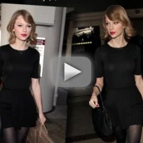 Taylor Swift Haircut: On Display!